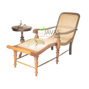 Teak Indoor Raja Lounger MSF 010