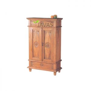 Teak Indoor Southest Java Coast Cabinet