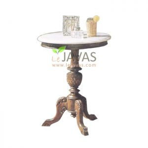 Teak Indoor Surabaya Tea Table