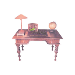 Teak Indoor Writing Desk MDS 002
