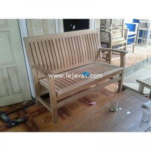 Teak Outdoor Almeer Bench 2 Seater