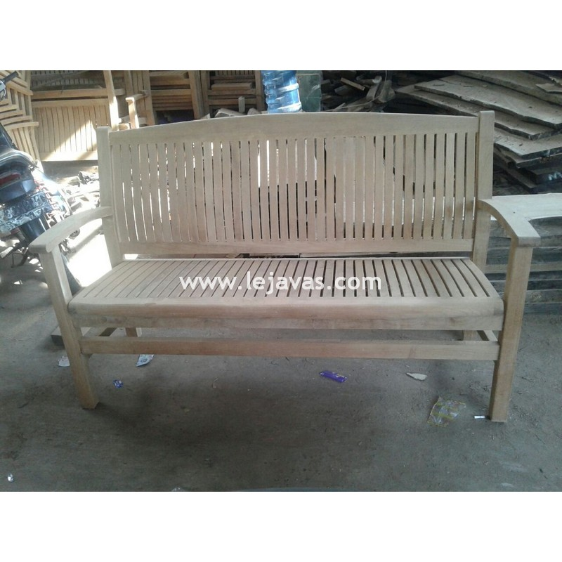 Stupendous Aiqami Bench Teak Outdoor Bench Furniture Indonesia Teak Gmtry Best Dining Table And Chair Ideas Images Gmtryco