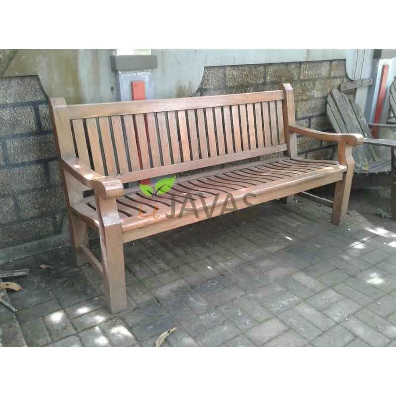 Amsari Bench Teak Patio Furniture Indonesia Outdoor Furniture