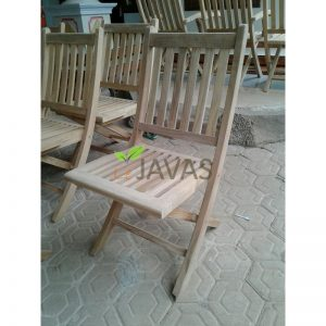 Teak Outdoor Amaluna Folding Chair